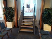 Flexstep 6 marches en position escalier