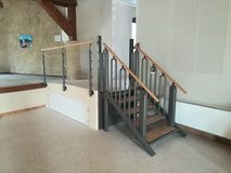 Flexstep 5 marches en position escalier